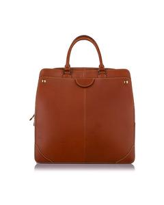 Louis Vuitton Vachetta Handbag Brown