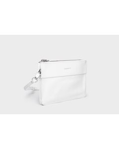 Ylva Off White With White Leather