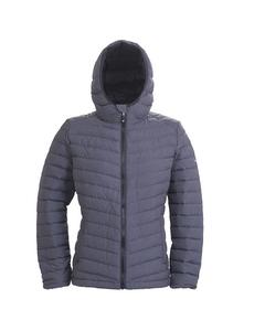Levy Lady Jacket Dk Grey Mel