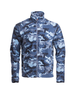 Dogge Jacket Grey Camo