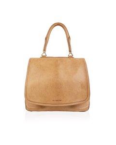 Givenchy Beige Leder Tasche Modell: New Line