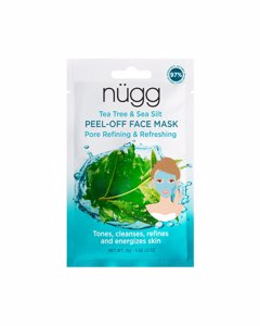 Tea Tree & Sea Silt Peel-off Mask