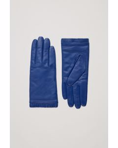 Gloves Cobalt Blue