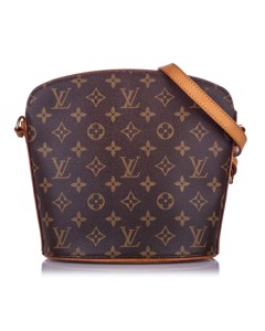Louis Vuitton Monogram Drouot Brown
