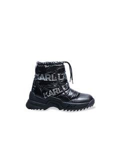 Karl Lagerfeld Boots Quest Black