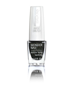 Wonder Nail Black Galaxy