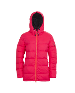 Ace Lady Jacket Neon Coral