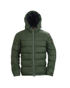 Ace Jacket Dk Geo Green