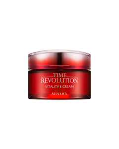 Missha Time Revolution Vitality Cream Clear