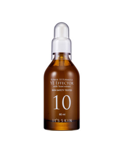 It's Skin Power 10 Formula Ye Effector Super Size Clear