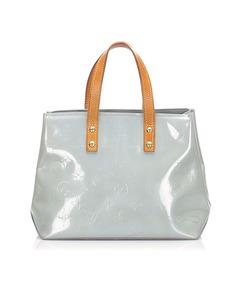 Louis Vuitton Vernis Reade Pm Blue