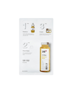 Missha 3step Nutrition Mask Clear