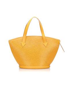 Louis Vuitton Epi Saint Jacques Pm Short Strap Yellow