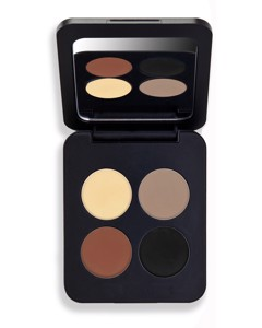 Pressed Mineral Eyeshadow Quad Desert Dreams Multi