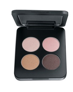 Pressed Mineral Eyeshadow Quad Eternity Multi