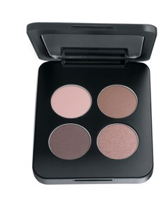 Pressed Mineral Eyeshadow Quad Timeless Multi