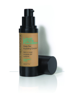 Liquid Mineral Foundation Nutmeg Beige