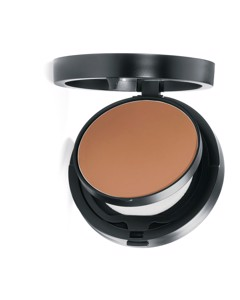 Cream Powder Foundation Coffee Beige