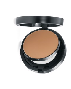 Cream Powder Foundation Toffee Beige