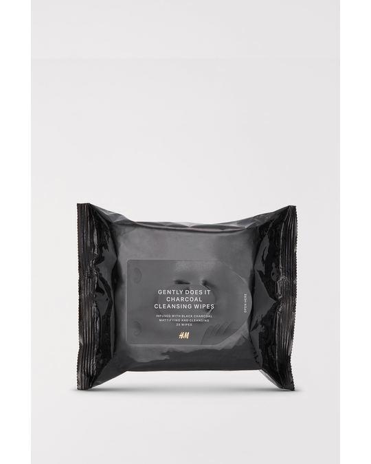 H&M Cleansing wipes Black