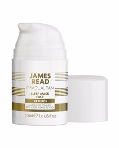 Sleep Mask Tan Retinol