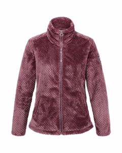 Regatta Womens/ladies Hermilla Velour Full Zip Fleece
