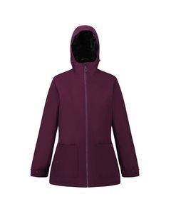 Regatta Womens/ladies Bergonia Ii Hooded Waterproof Jacket