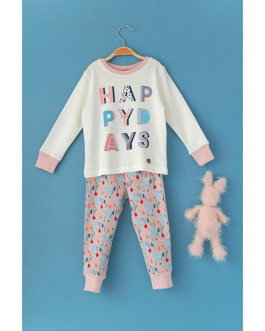 KupKup Happydays Printed Pyjama