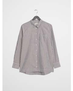 Maya Shirt Bourgogne