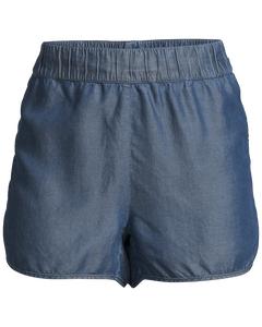 Sonja Indigo Drapy Shorts Indigo