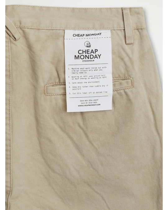 Cheap Monday Work Chino Khaki