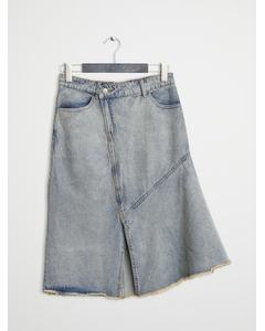 Hiro skirt Jet blue