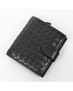 Single Fold Coin Zip Wallet