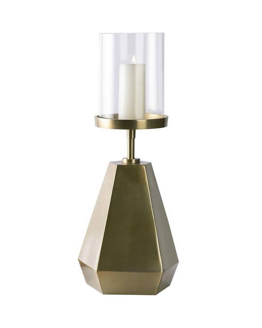 360Living Candleholder Elin 225 Gold