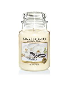 Yankee Candle Classic Large Jar Vanilla Candle 623g