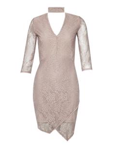 July Dress Taupe