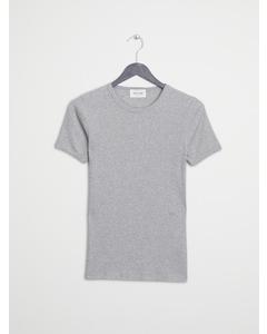 Fia T-Shirt Grey Melange