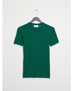 Lottie Short Sleeve Green