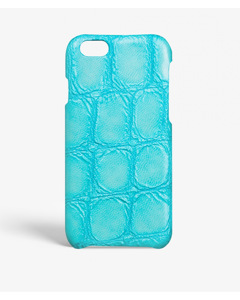 iPhone 6/6s Croco Turquoise