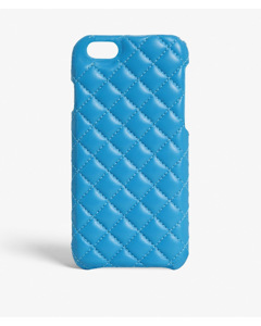 iPhone 6/6s Quilted Nappa Sky