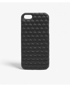 iPhone SE/5/5s Bubbles Nappa Black