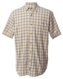 1990s Cherokee Checked Shirt