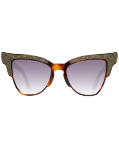 Dsquared2 Mint Women Brown Sunglasses Dq0314 5352b 53-19-150 Mm