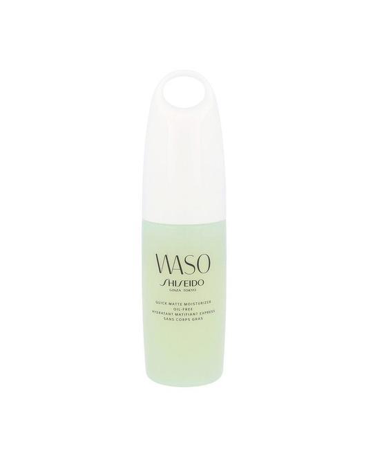 SHISEIDO Shiseido Quick Matte Moisturizer Oil-free 75ml