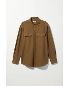 Jud Shirt Brown