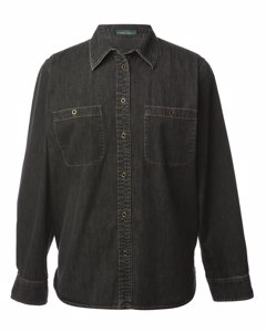 1990s Ralph Lauren Denim Shirt