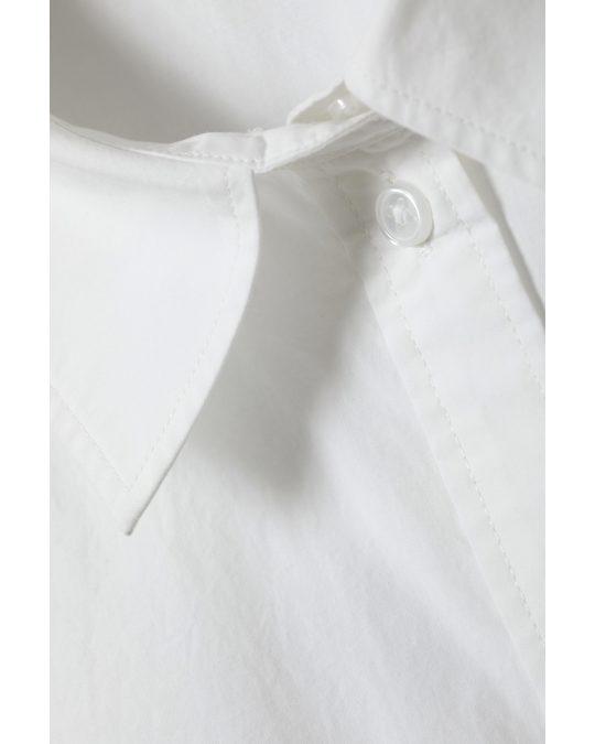Weekday Tova Shirt White