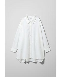 Hemd Tova Weiß