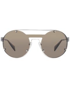 Yohji Yamamoto Mint Unisex Gold Sunglasses Yy7026 13479 136-138 Mm