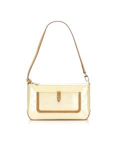 Louis Vuitton Vernis Mallory White